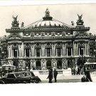 PARIS FRANCE RPPC 1957  MERVEILLES THEATRE OPERA - GUY
