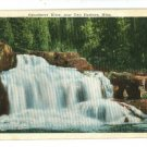 TWO HARBORS MN MINNESOTA GOOSEBERRY  RIVER  POSTCARD