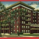 KANSAS CITY MO THORNTON &  MINOR HOSPITAL POSTCARD