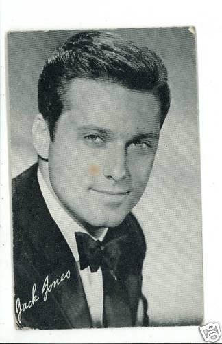 JACK JONES BILLBOARD MAGAZINE MUSIC  ARCADE CARD