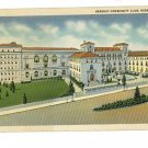 HERSHEY PENNSYLVANIA PA  COMMUNITY CLUB  POSTCARD