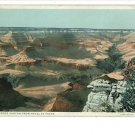 GRAND CANYON AZ  HOTEL EL TOVAR HARVEY POSTCARD