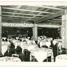 RPPC OLD FAITHFUL INN DINING ROOM YELLOWSTONE  WYOMING
