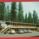 STATELINE CA CALIFORNIA ROYAL MOTEL 1963   POSTCARD