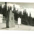 RPPC BERTHOUD PASS COLORADO  SANBORN CONTINENTAL DIVIDE