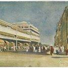 GRAND ORIENTAL HOTEL COLOMBO LIPTON  POSTCARD 1910