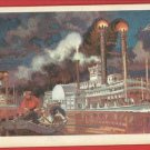 ROBT LEE NATCHEZ  STEAMBOATS CARD BOATMEN'S NATL BANK