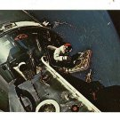 APOLLO 9 EVA SCHWEICKART PHOTO ASTRONAUT  POSTCARD