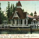 SEATTLE WASHINGTON MADISON PARK 1908 POSTCARD
