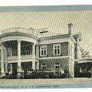 LANCASTER OHIO OH BOYS' INDUSTRIAL SCHOOL 1936 POSTCARD