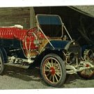 1909 STODDARD-DAYTON CAR PENNZOIL ADVERTISING  POSTCARD