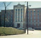 BAY CITY MI MICHIGAN MERCY HOSPITAL 1963 POSTCARD