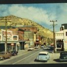VIRGINIA CITY NV NEVADA DELTA CAFE SALOON S  POSTCARD