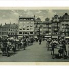 PILSEN CZECH REPUBLIC SQUARE  MARKET POSTCARD