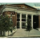 Bartlesville OK OKLAHOMA First ME Church 1912 Postcard