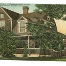 Geneva IN Limberlost Hand-Colored Postcard Porter 1912