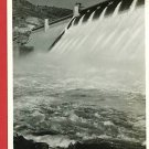 RPPC GRAND COULEE DAM WASHINGTON WA COLUMBIA 1947