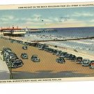 GALVESTON TEXAS MURDOCH'S BATH HOUSE PAVILION POSTCARD
