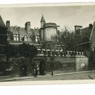 RPPC Musee de Cluny  Museum Paris Real Photo Postcard