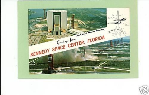 KENNEDY SPACE CENTER FLORIDA  NASA LAUNCH SITE APOLLO