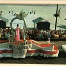 ATLANTIC CITY NJ MISS AMERICA PAGEANT PARADE  POSTCARD