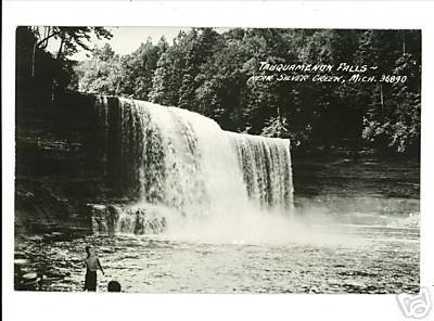 RPPC SILVER CREEK MICHIGAN MI TAHQUAMENON FALLS