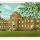 BUCYRUS OH OHIO CITY HOSPITAL WELSH NEWS  POSTCARD