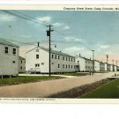CAMP CROWDER MO COMPANY STREET 1943 POSTCARD BARTLETT