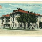 NEENAH WISCONSIN WI VALLEY INN VINTAGE POSTCARD