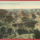 GRAND CANYON ARIZONA O'NEIL POINT YAVAPAI  POSTCARD