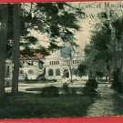 SAN JOSE CALIFORNIA CA MUSIC CONSERVATORY 1908 POSTCARD