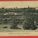 LANGRES  FRANCE CROIX BLANCHE HOUSES BUILDINGS POSTCARD