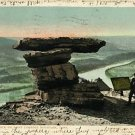 LOOKOUT MOUNTAIN TENNESSEE UMBRELLA ROCK DP  POSTCARD