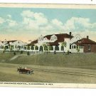 ALBUQUERQUE NM METHODIST DEACONESS HOSPITAL POSTCARD