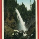 RAINIER NATL PARK WA WASHINGTON  NARADA FALLS  POSTCARD
