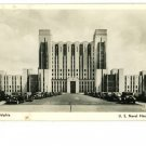 RPPC US NAVAL HOSPITAL PHILADELPHIA PENNSYLVANIA 1939