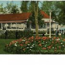 COUNCIL BLUFFS IA LAKE MANAWA PARK VINTAGE POSTCARD