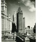 RPPC CHICAGO ILLINOIS MICHIGAN AVENUE BRIDGE