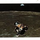 APOLLO 11 MOON LANDING JULY 20, 1969 POSTCARD