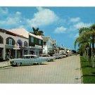 VENICE FLORIDA TAYLOR HARDWARE HOTEL CARS 1960 POSTCARD