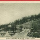 SPOTTSWOOD MONUMENT SKYLINE DRIVE VIRGINIA  POSTCARD