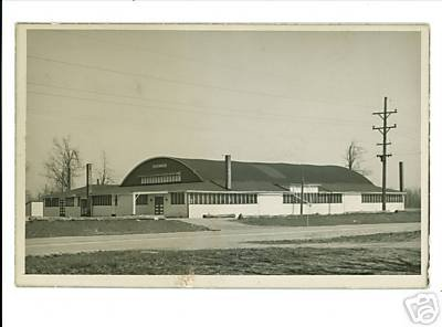 RPPC SILVERMOON BUILDING REAL PHOTO POSTCARD