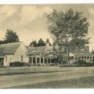 MOUNT VERNON VA VIRGINIA SHOPS MT ALMOURS POSTCARD