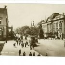 BERLIN GERMANY UNTER  LINDEN CARS HORSES BUS POSTCARD