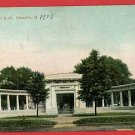 OBERLIN OHIO MEMORIAL ARCH 1907 POSTCARD