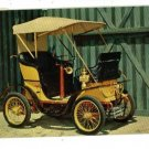 1899 DE DION CAR BUCKEYE GARAGE DELAWARE OHIO  POSTCARD