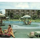 KAANAPALI MAUI HAWAII HI BEACH HOTEL & POOL POSTCARD