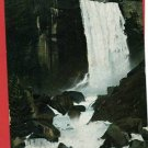 VERNAL FALLS YOSEMITE VALLEY CALIFORNIA 1911  POSTCARD