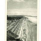 SAN FRANCISCO CALIFORNIA HIGHWAY AT THE BEACH POSTCARD