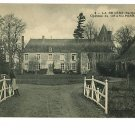 LA BRUERE SARTHE FRANCE CHATEAU GRAND PERRAY POSTCARD